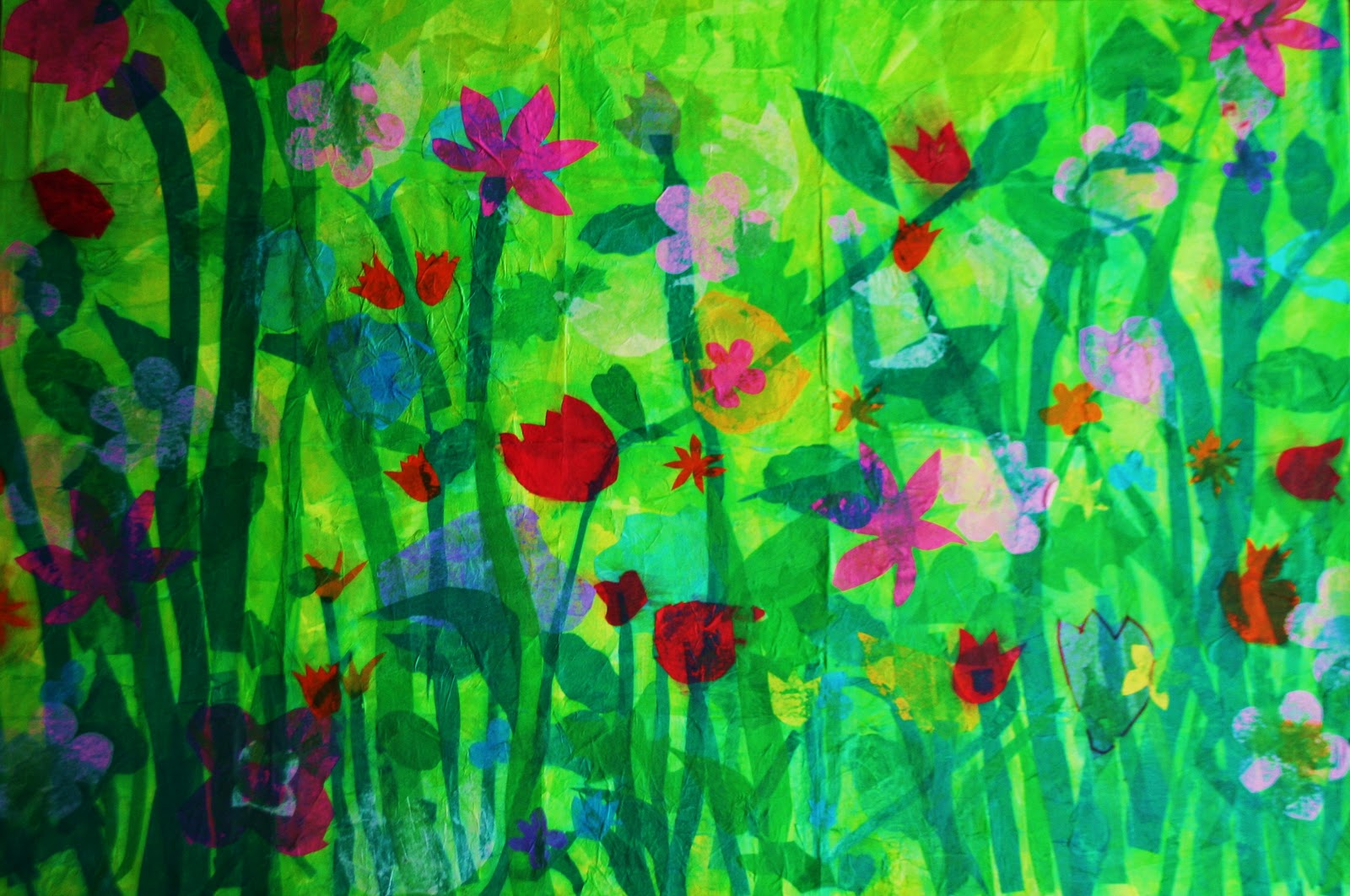 Children s painting lessons seattle best painting 2018 for Best mural artists