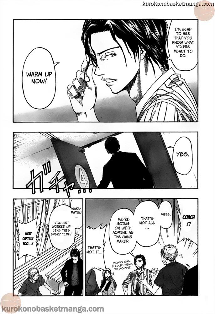 Kuroko no Basket Manga Chapter 48 - Image 08