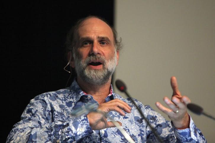 Bruce Schneier, computer security expert