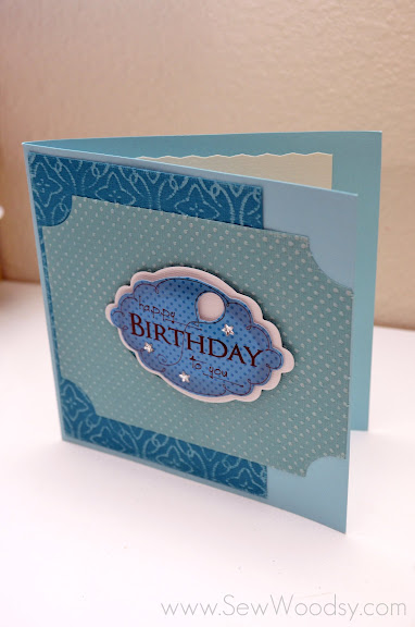 {Card Making} Happy Birthday to You!