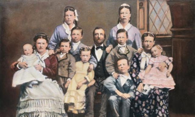 how to join a polygamist family