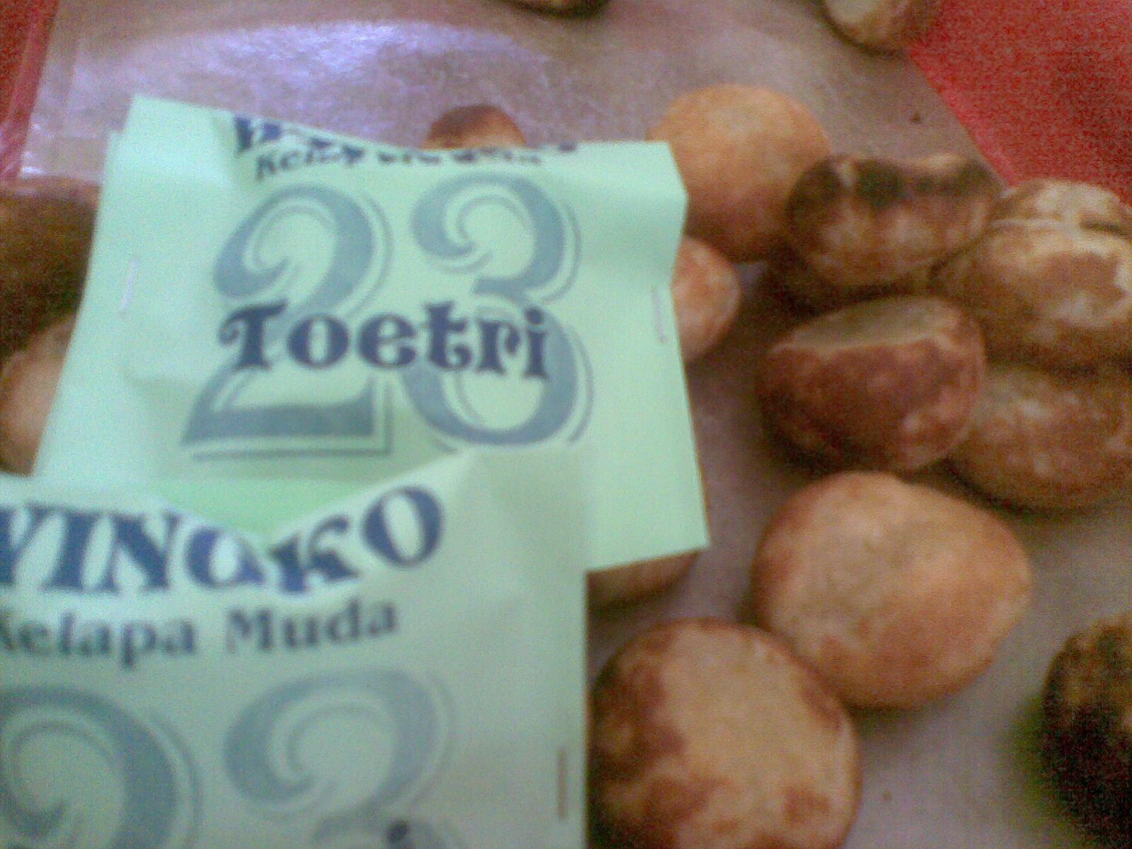 Wingko Toetri 23