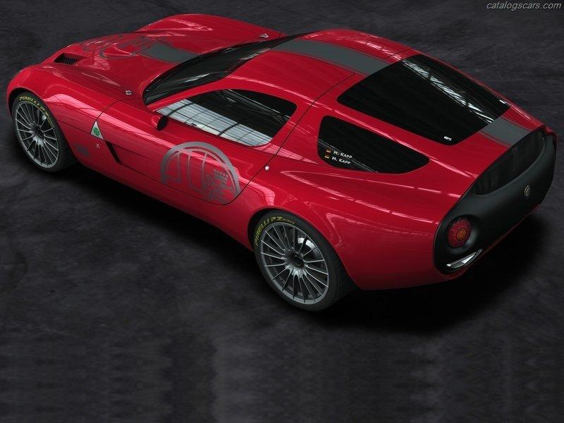 صور سيارة الفا روميو تى زد 3 كورسا 2014 - اجمل خلفيات صور عربية الفا روميو تى زد 3 كورسا 2014 - Alfa Romeo TZ3 Corsa Photos Alfa_Romeo-TZ3_Corsa_2011-06.jpg