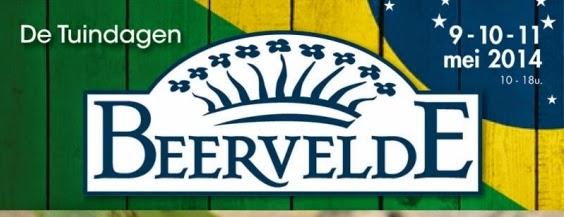 Brazilië op De Tuindagen van Beervelde 2014