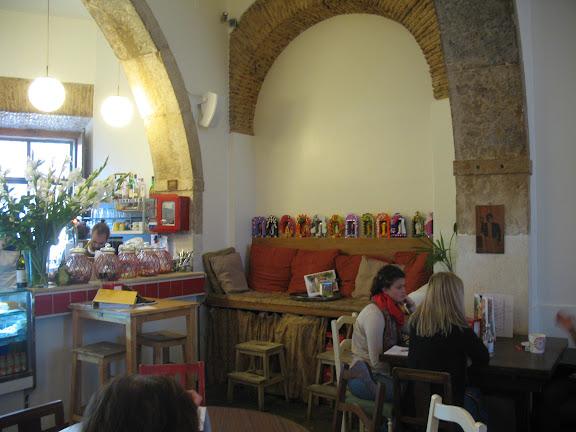 Pois Cafe-Café Austriaco.-Lisboa