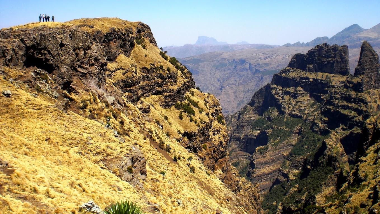 Kelione i Etiopija.Simieno kalnai.Autorius: Tomas Baltušis