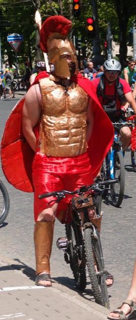 велодень костюм рыцарь