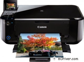 download Canon PIXMA MG4120 printer's driver