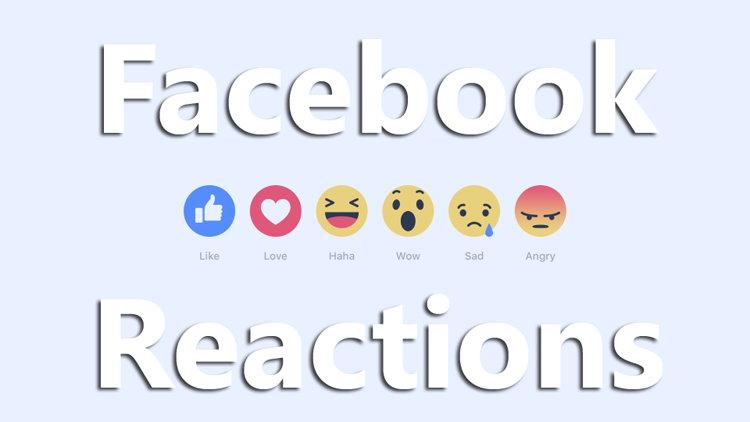 Akhirnya Muncul Juga Tombol Reaksi Untuk Facebook Indonesia