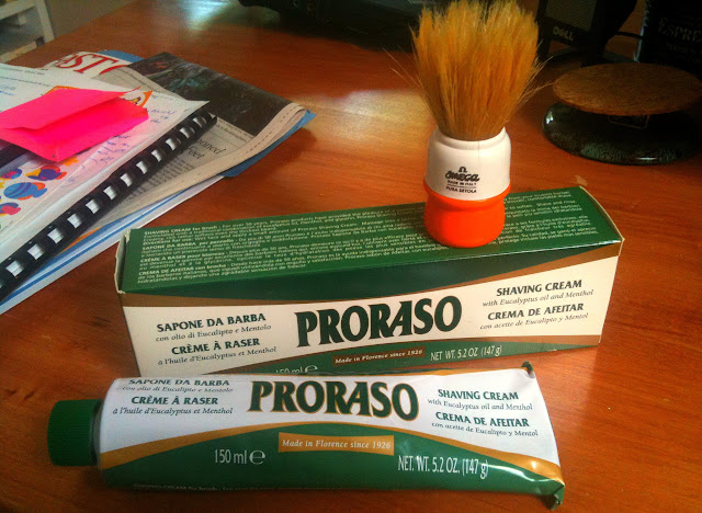 Proraso Shaving Cream or Sapone da Barba