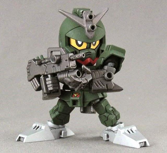 Command Gundam Legend BB-375 SD dành riêng cho những ai yêu mến nó