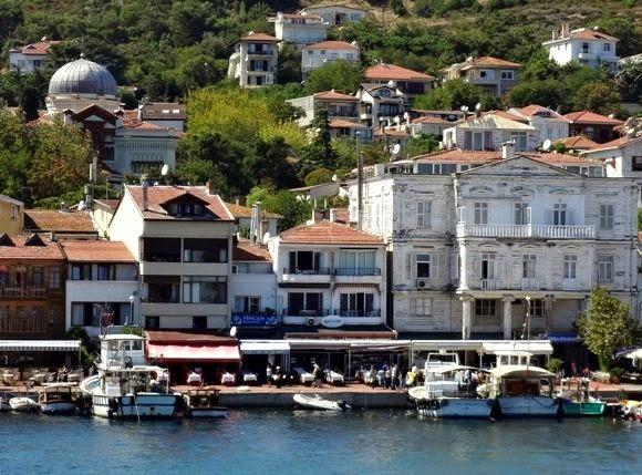 Burgazada  Otelleri, Burgazada Hakkında