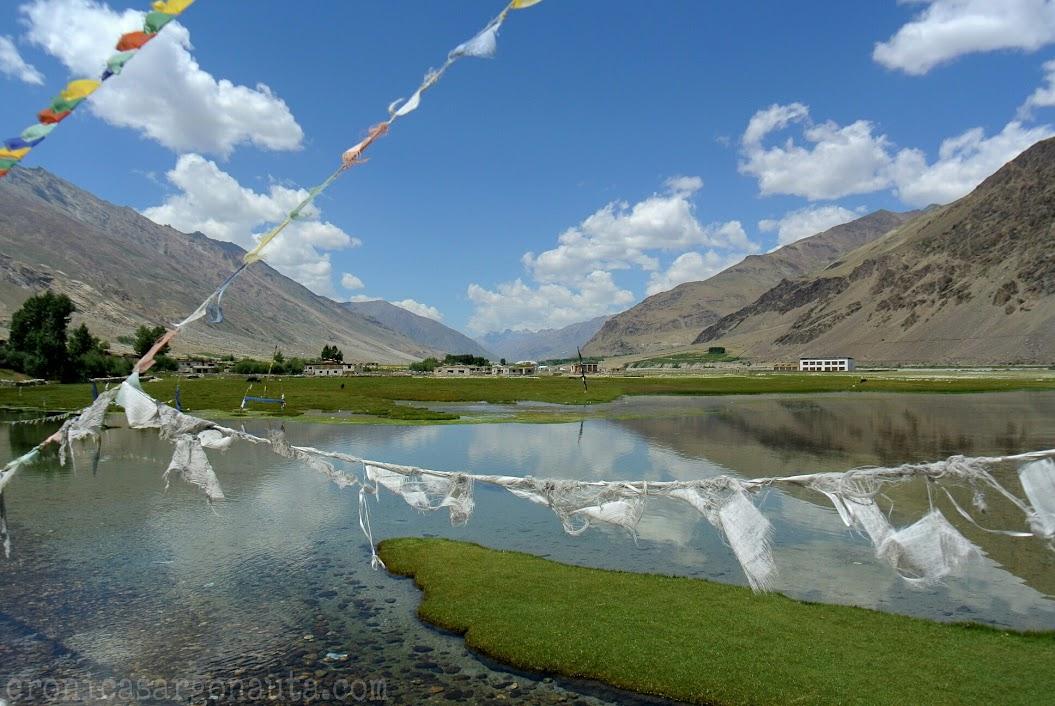 lago en Ladakh
