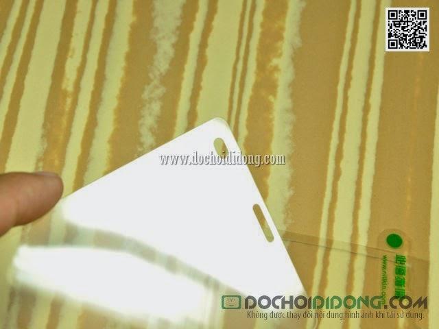 Miếng dán màn hình Sony Xperia Z3 Compact ( Z3 Mini ) cường lực Nillkin 9H siêu cứng