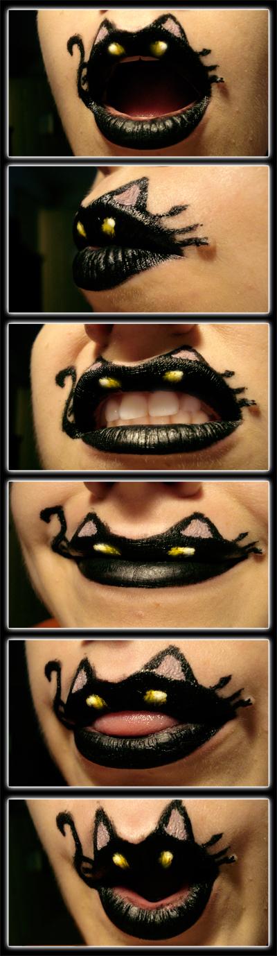 makeup labbra ragnetto paige thompson