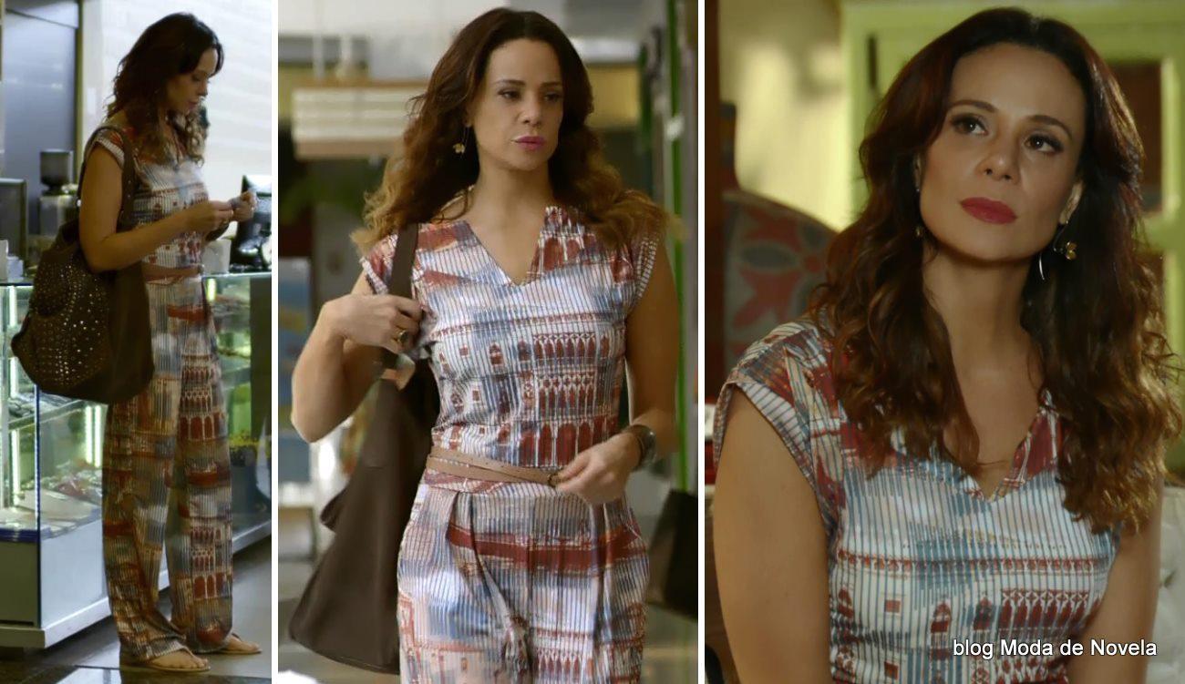 moda da novela Em Família - look da Juliana dia 21 de maio