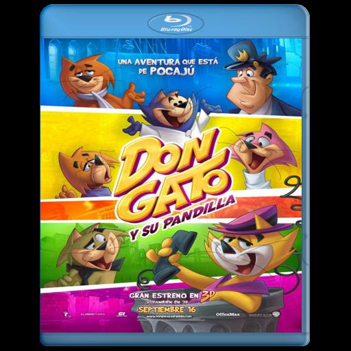 Don Gato y su Pandilla - BRRip 720p - Español Latino