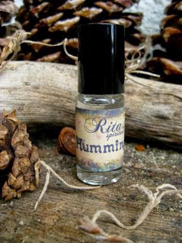 Rita Hummingbird Hoodoo Hand Brewed Ritual Totem Oil Receive Messages By Ritaspiritualgoods