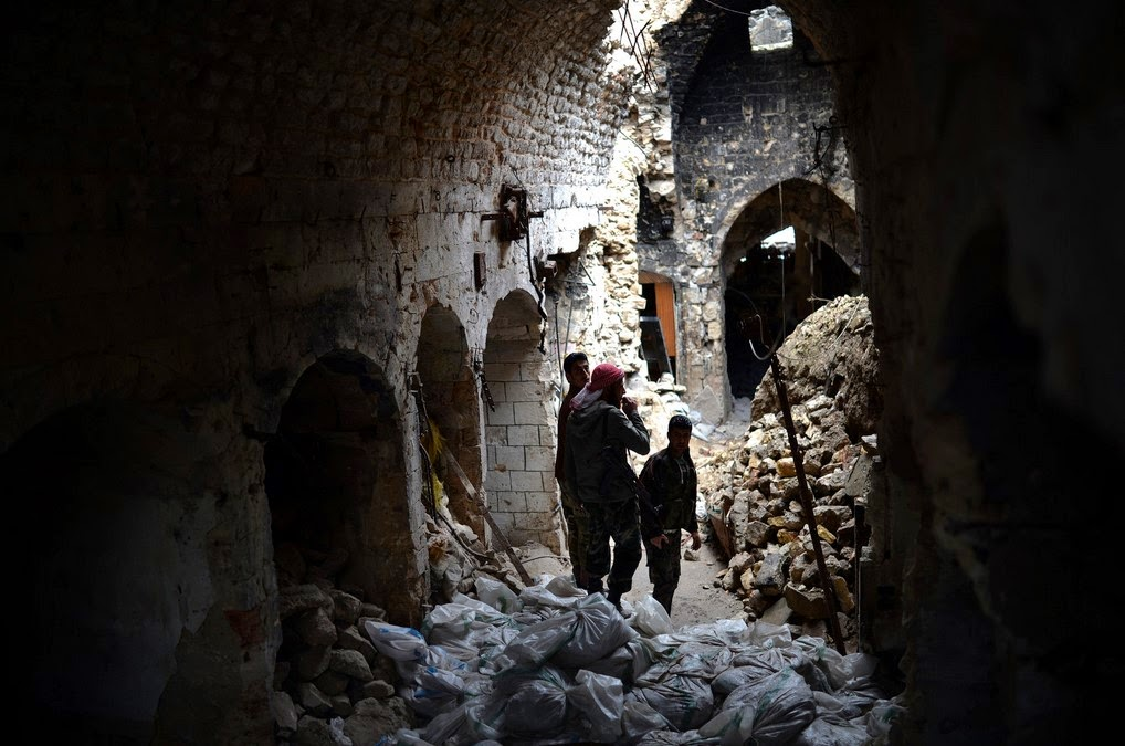 Near East: Archaeologists fight to save Syria's artifacts