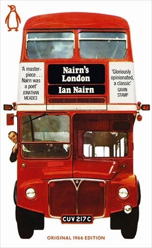 Image of cover of Nairn's London book on lambethcyclists.org.uk