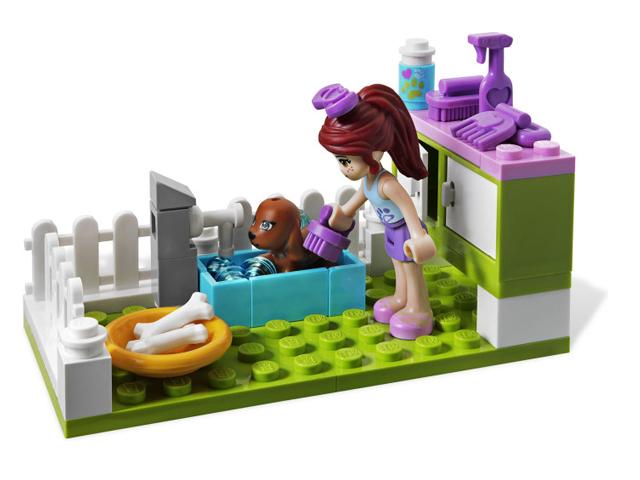 レゴ フレンズ ドッグショー 3942