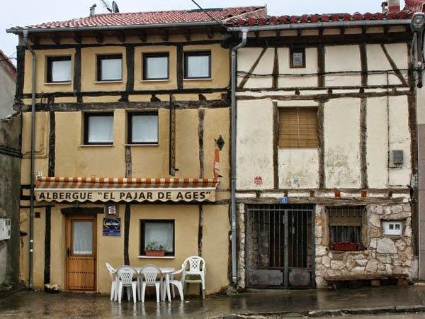 Albergue de peregrinos El Pajar de Agés, Agés, Burgos :: Albergues del Camino de Santiago