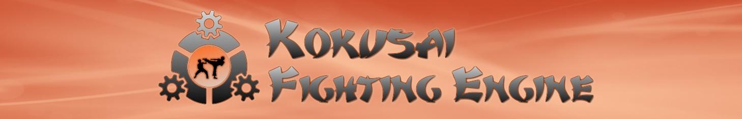 Kokusai Fighting Engine