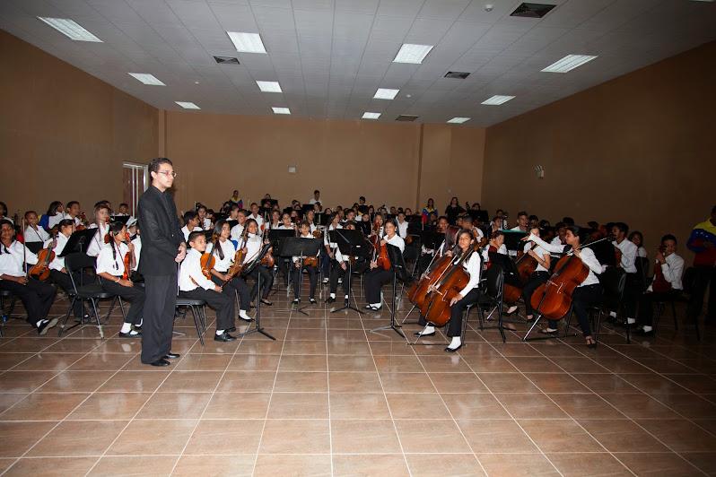 La Orquesta Sinfónica Infantil y la Orquesta Sinfónica Juvenil de Ciudad Bolívar tienen un espacio para hacer sus ensayos diariamente
