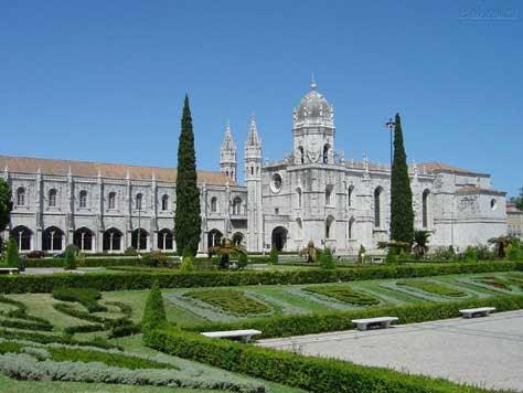 Lisboa, Monasterio de los Jerónimos