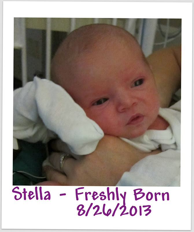 Happy 1st Birthday from Spirit of Life to Stella