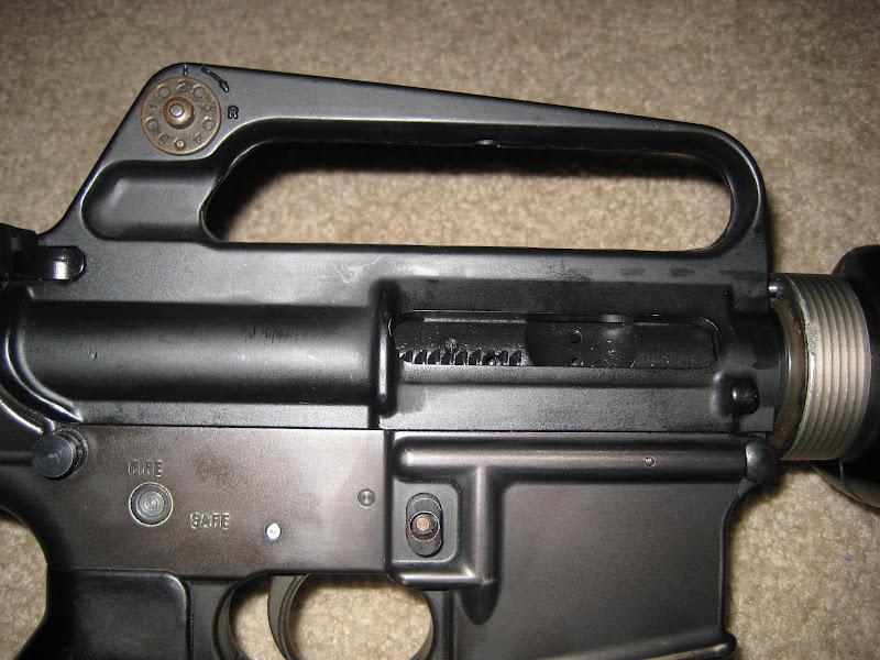 AR15 - M16 Identification - Calguns net