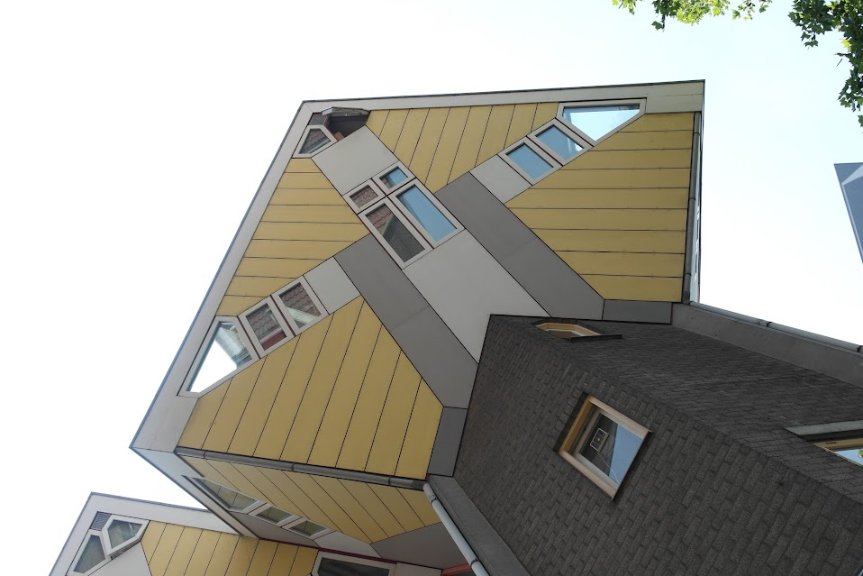 Rotterdam Casa Cubo