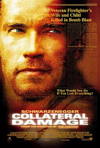 Âm Mưu Khủng Bố - Collateral Damage poster