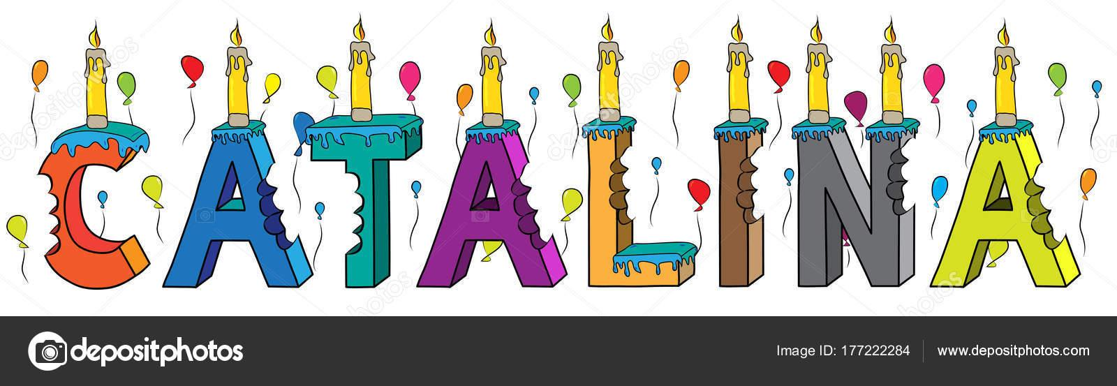 Image result for happy birthday catalina clipart
