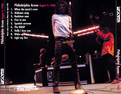 The Doors August 4 1968. Philadelphia Arena & The Doors - 1968-08-04 - Philadelphia - Guitars101 - Guitar Forums pezcame.com