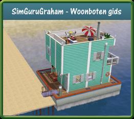 Gids SimGuruGraham woonboot