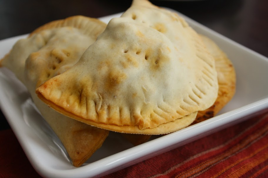 chicken and potato empanadas