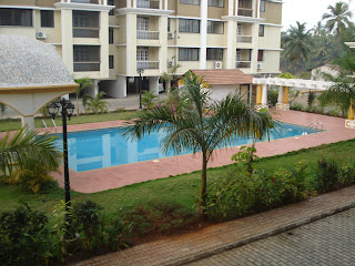 Villas and apartments in Goa for rent :  beach good stay goa