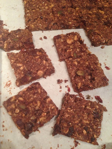 Homemade Granola Bars - Customize your recipe! | WhiskCraft Blog