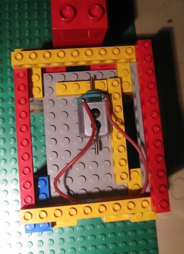 Misurazione del campo magnetico dei motori  I