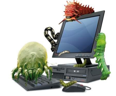 Maksud Virus Dan Malware