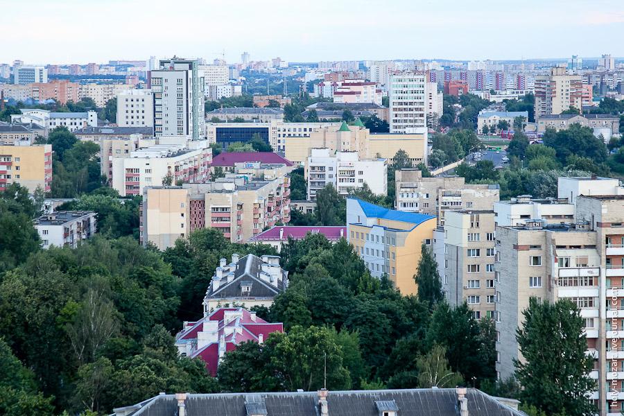 Детский парк им. Горького в Минске