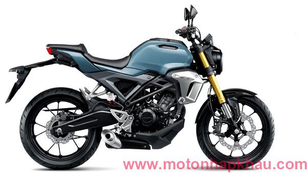 Honda CB150R Scrambler Cafe ABS 2018  Xanh Ngọc Mờ