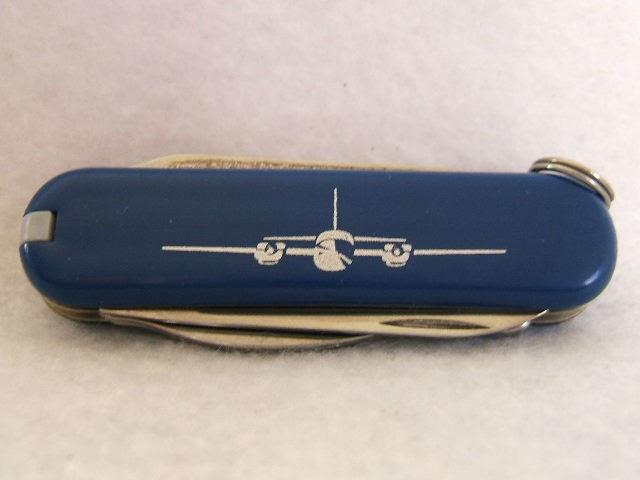 I Love Sak S Victorinox Rambler Aerostar Aircraft