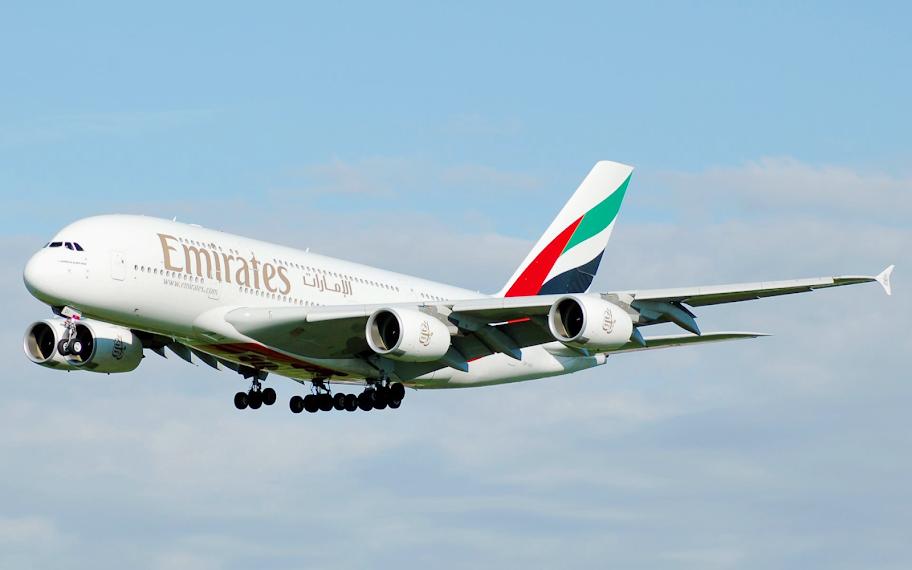 Emirates Airlines Desktop Wallpaper
