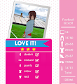 Teen Vogue Me Girl Level 47 - Football Kickoff - Chloe - Love It! Three Stars
