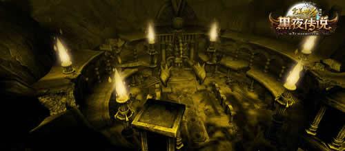 TGHM: Những điểm mới của Truyền Thuyết Bóng Đêm 3