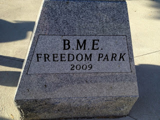 BME (British Methodist Episcopal)  Park
