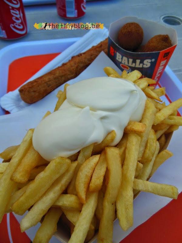 Belgian Snack