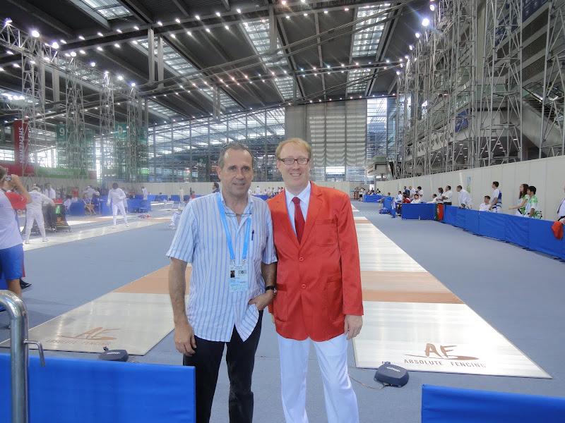 Shenzhen 2011 - Alexandre Walnier et Olivier Bastyns